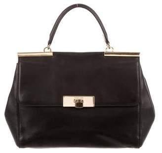 MICHAEL Michael Kors Mini Briefcase Leather Bag