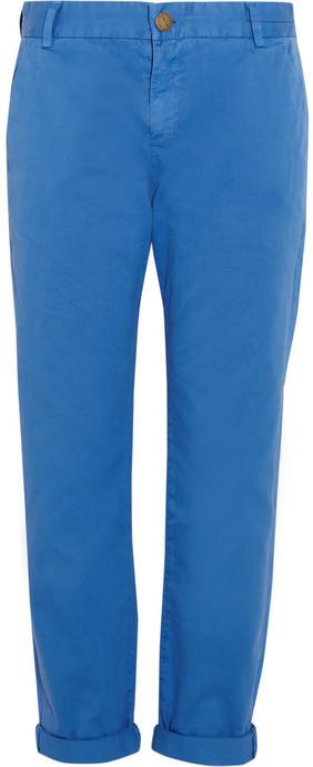 Current/Elliott The Captain cotton pants