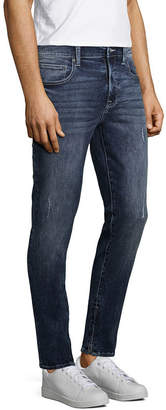 Arizona 360 Flex Zipper Ankle Skinny Jeans