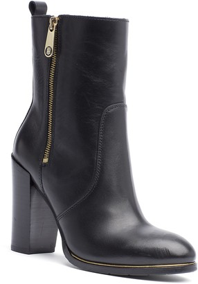 Classic Leather Ankle Boot $199.50 thestylecure.com