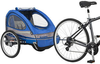 JCPenney SCHWINN Schwinn Trailblazer Bicycle Double Trailer