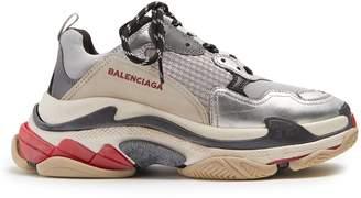 Balenciaga Triple S low-top trainers