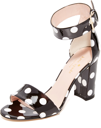 Kate Spade New York Idabelle Too Sandals $298 thestylecure.com