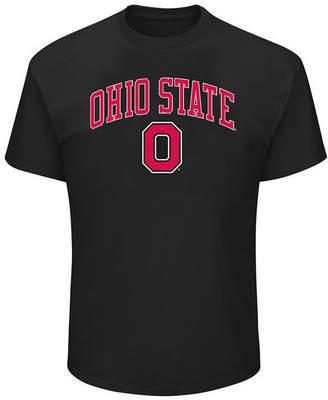 Profile Men Big & Tall Ohio State Buckeyes Arch Logo T-Shirt