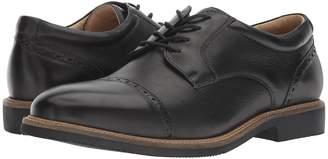 Johnston & Murphy Barlow Casual Dress Cap Toe Oxford Men's Lace Up Cap Toe Shoes