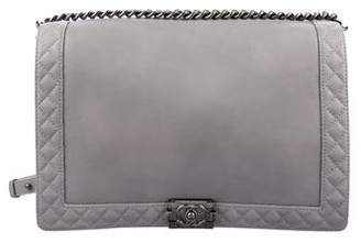Chanel Large Reverso Boy Bag