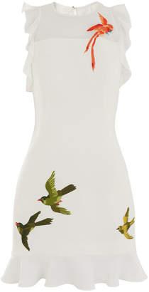 Whistles Harlee Paradise Bird Dress