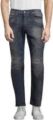 Hudson Men's The Blinder Biker Skinny Jean