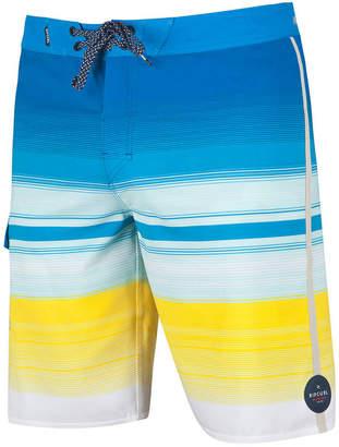 """Rip Curl Men's Mirage Accelerate Stripe 21"""" Board Shorts"""