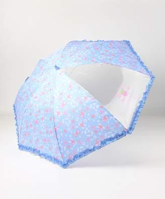 Mother garden MG 傘 かさ パールリボン柄 長さ50cm(C)FDB