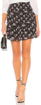 Karina Grimaldi Lucia Mini Skirt