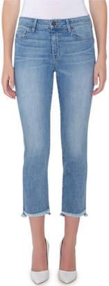 54c2bdd00da133 Parker Women's Straight Jeans - ShopStyle