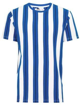Topman Stripe Pique T-Shirt