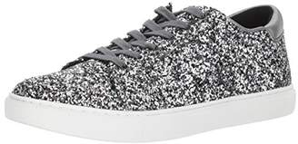 Kenneth Cole New York Women's Kam Techni-Cole Lace up Glitter Fashion Sneaker