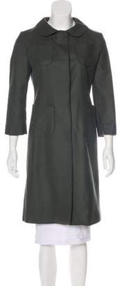 Marni Lightweight Knee-Length Coat