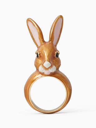 Kate Spade Bunny ring