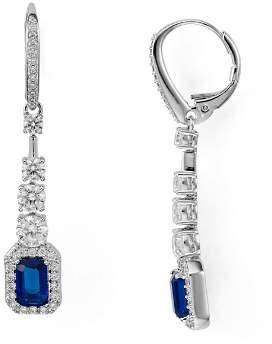 Nadri Zelda Crystal Drop Earrings