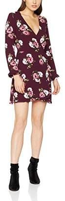 Miss Selfridge Petite Women's Floral Dress,(Manufacturer Size:)