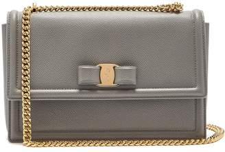 Salvatore Ferragamo Ginny medium leather shoulder bag