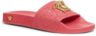 Versace First Line Palazzo Medusa Slide Sandal
