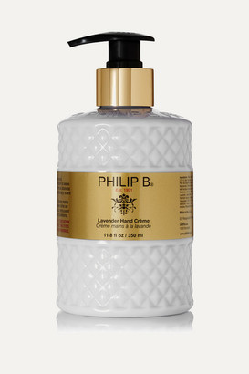 Philip B - Lavender Hand Crème, 350ml - Colorless $35 thestylecure.com