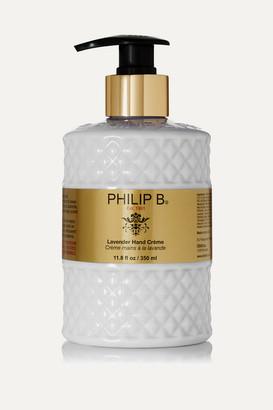 Philip B - Lavender Hand Crème, 350ml - Colorless $39 thestylecure.com