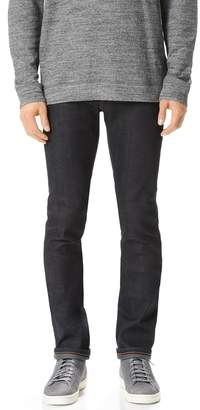 Naked & Famous Denim Stretch Selvedge Skinny Guy Jeans
