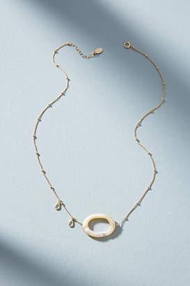 Marida Meridian Pendant Necklace