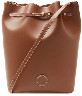 By Malene Birger Ema Leather Bucket Bag