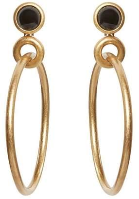 For Love & Lemons Big Loop Earrings