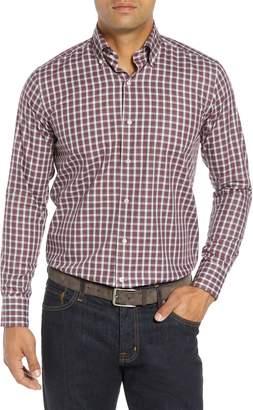 Peter Millar COLLECTION Wellington Regular Fit Check Sport Shirt