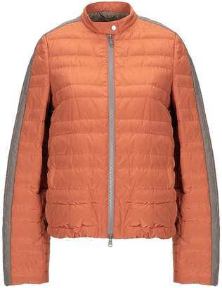 Brunello Cucinelli Down jackets - Item 41856787TE