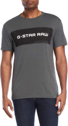 G Star Raw Belfurr Graphic Tee