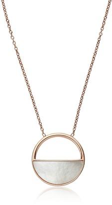 Skagen Elin Two-Tone Necklace