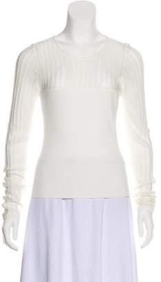 Ronny Kobo Long Sleeve Knit Top w/ Tags