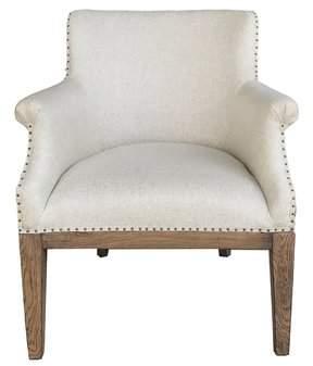 Gracie Oaks Tolzmann Deconstructed Armchair