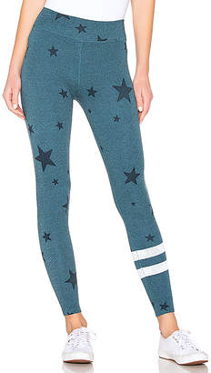 Sundry Stripes Stars Yoga Pant