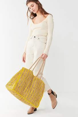 Urban Outfitters Extra-Large Woven Tote Bag