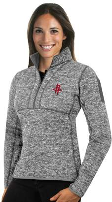 Antigua Women's Houston Rockets Fortune Pullover