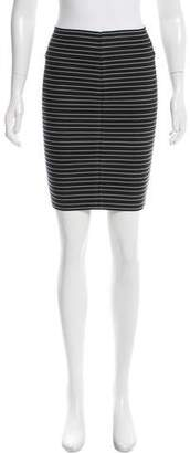 Boy. by Band of Outsiders Striped Pencil Skirt $75 thestylecure.com