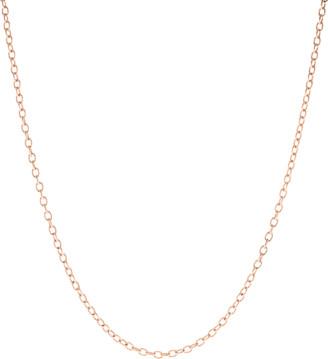 Irene Neuwirth JEWELRY Tiny Oval Link Chain
