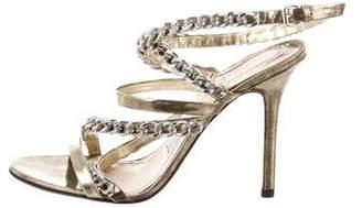 Camilla Skovgaard Chain-Link Multistrap Sandals