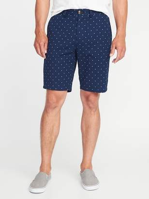 Old Navy Ultimate Slim Built-In Flex Shorts for Men - 10-inch inseam