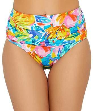 Bleu Rod Beattie Bloom In Love High-Waist Bikini Bottom