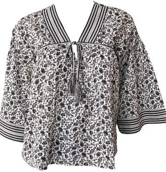 Joie Culveria Printed Blouse
