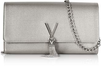 Mario Valentino Valentino By Eco Grained Leather Marilyn Shoulder Bag