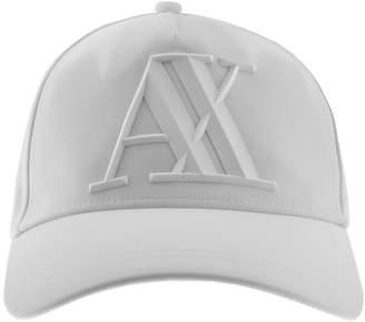 4963112fea7 Armani Exchange White Accessories For Men - ShopStyle UK