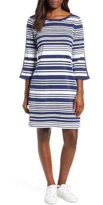 Tommy Bahama Knotty Stripe Shift Dress
