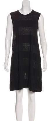 Noir Kei Ninomiya Sleeveless Mini Dress