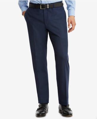 Tommy Hilfiger Modern-Fit Men Th Flex Performance Plaid Suit Pants